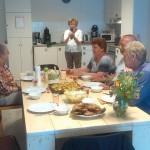 Foto 10 kookgroep