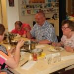 Foto 8 kookgroep