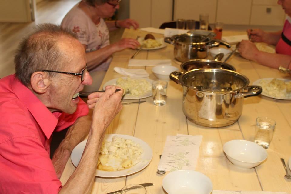 Foto 9 kookgroep
